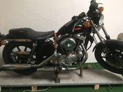 Harley Sportster Oltimer
