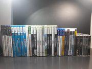 Verschiedene Videospiele Playstation Ps1 2