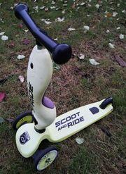 Scoot Ride Laufrad und Roller