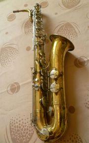 Vintage Bariton Saxophon Pierret Super