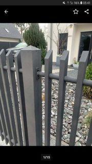 Zaun aus Polen Doppelstabmattenzaun Metallzäune