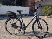 Fahrrad mit Pinion-Antrieb