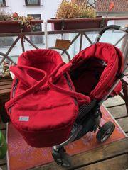 Ultra praktischer Kinderwagen Buggy zu