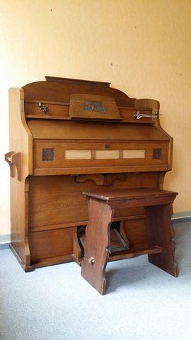 Bild 4 - Jugendstil-Harmonium - Buchen