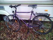 2 Fahrräder mit leichten Mängeln