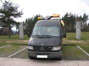Wohnmobil MB Sprinter 212D für