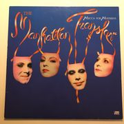 Schallplatte The Manhattan Transfer Mecca