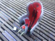 Kinderfahrradsitz Hamax Sleepy mit Rahmenrohr-Befestigung