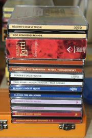 68 neuwertige Musik-CDs gem Auflistung