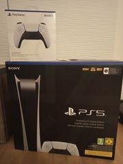 Playstation 5 Digital Edition 2