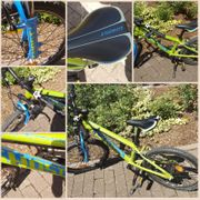 Ghost Mountainbike 20 Zoll