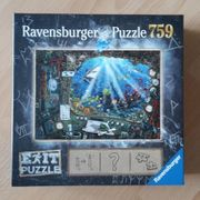 Ravensburger Exit Puzzle U-Boot