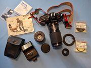 Spiegelreflexkamera Canon AE-1 Program