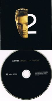 CD - Elvis Presley - Elvis 2nd