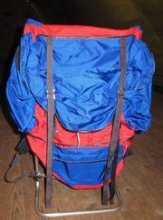 Wanderrucksack mit Sitzmöglichkeit