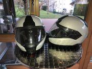BMW-System-Motorrad-Helme mit Gegensprechanlage