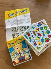2 Spiele Farbkarussell und Kunterbunt