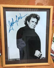 Johnny Cash - Bild - Poster - mit