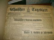 Gothaisches Tageblatt 1938