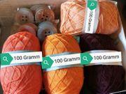 Lace Garn in verschiedenen Farben