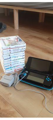 Nintendo 2 ds xl mit