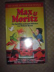 VHS Video Max u Moritz