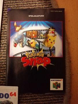 Bild 4 - N64 Pokemon Snap Unbespielt in - Oppenheim