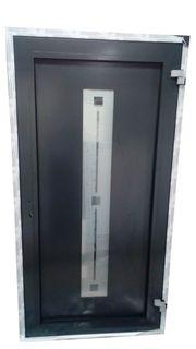 Aluminiumhaustür Haustür 110 x 210