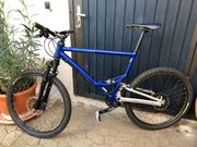 Cannondale Jeckyll Mountainbike