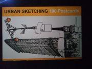 Skizzieren urban sketching Zeichnen lernen