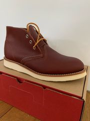 Red Wing Chukka Gr 41
