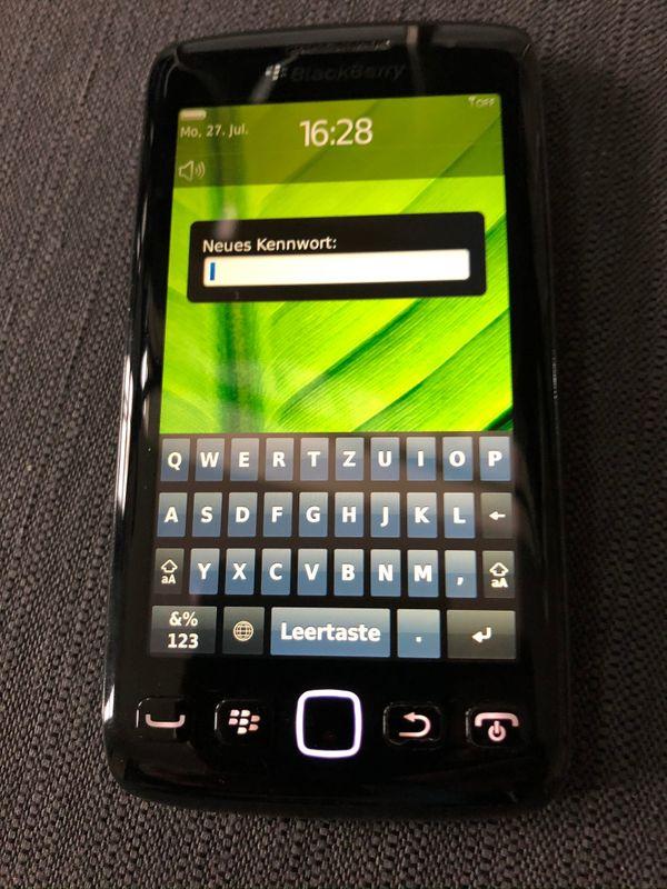 Mobiltelefon Blackberry Torch 9860