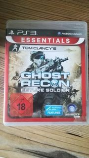 Ghost Recon Future Soldier Essentials