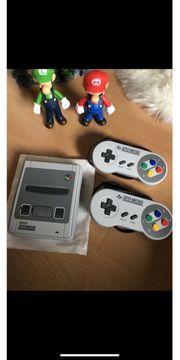 Super Nintendo Classic Mini Figuren