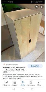 Ikea Stuva Kleiderschrank