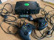 Xbox Classic Konsole 2 Controller