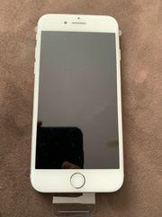 iPhone 7 Silber weiß 128