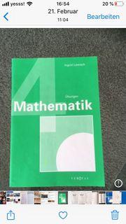 Mathe Übungsbuch
