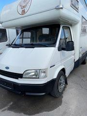 Ford 2 5 Wohnmobil Tuv