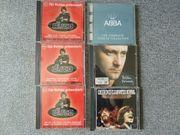 ABBA CCR Phil Collins und
