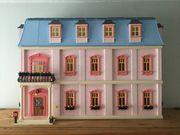 Großes Playmobil Puppenhaus