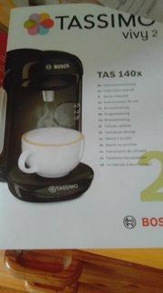 Bosch - Tassimo Vivy 2 Kaffeemachinr