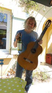Gitarrenunterricht in Hagenbach beim Profimusiker