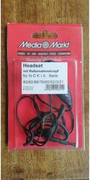 headset mit rufannahmeknopf für nokia