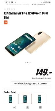 Xiaomi a2 litel