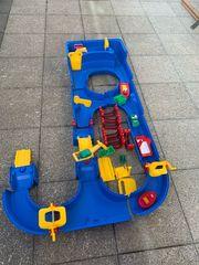 Aquaplay große Wasserbahn mit großer