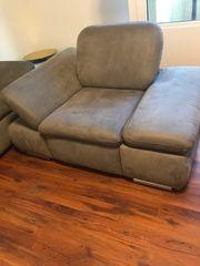 Polster Couch Garnitur 2 Couch