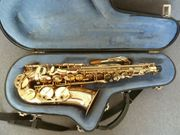Alt Saxophon - SelmerParisSuperAction Serie 80
