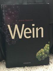 Verkaufe Buch über Wein