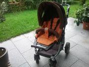 Kinderwagen Teutonia Beyou